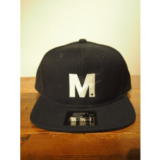 M エム / snapback cap (STARTER by M)