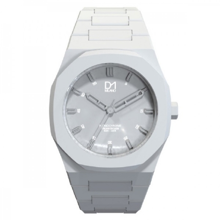 D1 MILANO ディーワンミラノ / MONOCHOME COLLECTION(40MM) MO-03 / WHITE