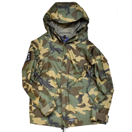 Marbles マーブルズ アウター / WHETHER PARKA WOODLAND