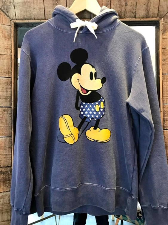 Marbles マーブルズ パーカー / HOODED PARKA (MICKEY MOUSE)