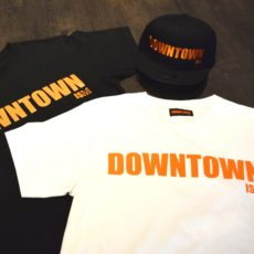 M エム Tシャツ / crew neck t-shirts (DOWNTOWN ISM)