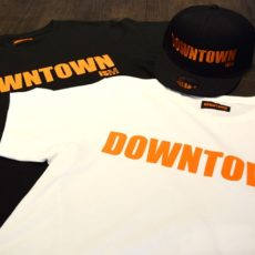 M エム / crew neck t-shirts (DOWNTOWN ISM)