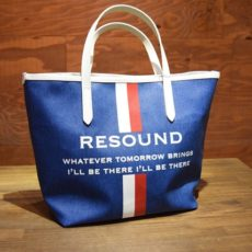 RESOUND CLOTHING リサウンドクロージング トートバッグ / デニム トート バッグ RESOUND DENIM TOTE S INDWH