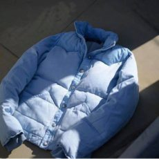 RESOUND CLOTHING リサウンドクロージング / ROBERT DOWN JACKET LIND