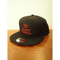 M エム / snap back cap (MADE IN WORLD × M)